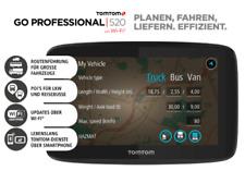 TomTom Go Professional 520 Navi LKW BUS Auto Europa Neu OVP Wifi