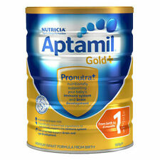 Aptamil Gold+ 1 Infant Formula for 0-6 Months Babies - 900g