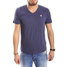 Antony Morato T-shirt con Girocollo Grigio Nuvola in fantasia Mmks00481 Tg XL