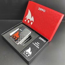 Zippo Lighter: 600 MILLION - Limited Edition Collectible (Auflage 20000) in Box