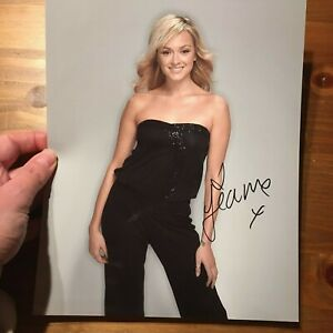 Fearne Cotton hand signed autograph on 8x10  photo  IP DJ tv celebrity juice