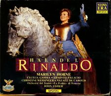 CD- HAENDEL - RINALDO - JOHN FISHER - LA FENICE - NUOVA ERA - BOX 2 CD - ZCD5