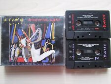 """STING """"BRING ON THE NIGHT"""" VERY RARE NEW PROMO CASSETTE!!"""