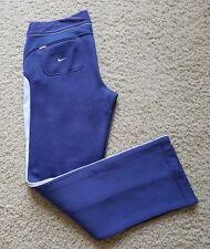 Women's Nike Dri-fit Athletic Running Tennis Training Gym Yoga Pants Size L