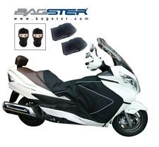 Pack Hiver BASGTER Suzuki Burgman 400 2007-2012 Tablier  Manchons 2 Cagoules