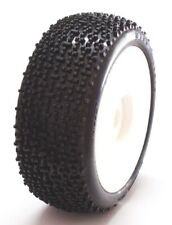 "Gomme Tire 1/8 BUGGY SP RACING "" KILLER "" version SPORT incollate SP00031"
