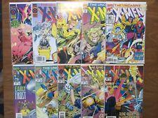 The Uncanny Xmen 310-320 Missing Book 319 Wolverine Phalanx Covennant