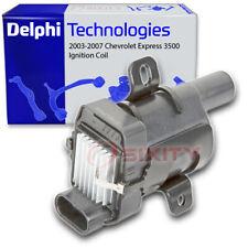 Delphi Ignition Coil for 2003-2007 Chevrolet Express 3500 - Spark Plug bv