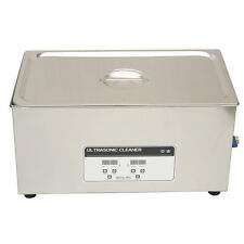 KAY 110V Professional Ultrasonic Cleaner 22L Heater Timer Tank Industry Jewelry