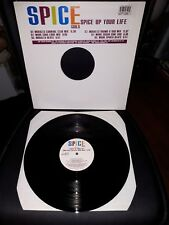 "Spice Girls Double 12"" Vinyl DJ  Album Spice Up Your Life"