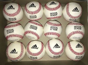 ADIDAS Official League Baseball One Dozen