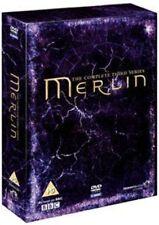 Merlin Complete BBC Series 3 DVD Region 2