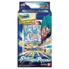 Dragon Ball Super Card Game Starter Deck Spirit of Potara