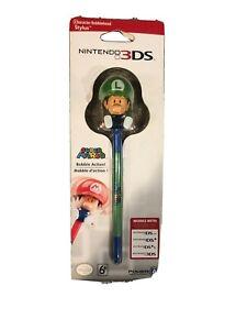 Nintendo 3 DS Character Bobblehead Stylus- Baby Luigi