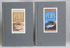 PROFESSIONALS FAVORITE FLIES Kreh 2 VOL SET LEFTY'S LITTLE LIBRARY FLY FISHING