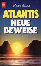 ATLANTIS - Neue Beweise - Buch von Martin Ebon - Heyne Tb