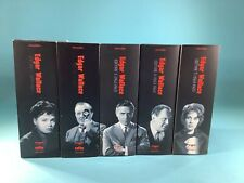 Edgar Wallace Edition 1-5 - DVD Film Box Set