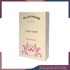PLATINUM PARFUM CAFE NOIR EDP 100ML EAU DE PARFUM SPRAY PROFUMO UNISEX