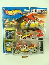Hot Wheels Mechanix Supacyc Motorcycle