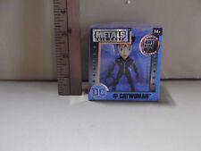 "Metals Die Cast DC Comics #M390 CATWOMAN Black Dressed Variant 2.5"" Figure"