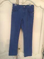 Benneton Bright Blue Jeans Age 8-9