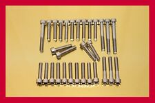Honda CBX500 CBX 500 Schrauben Edelstahlschrauben Schraubensatz Motorschrauben