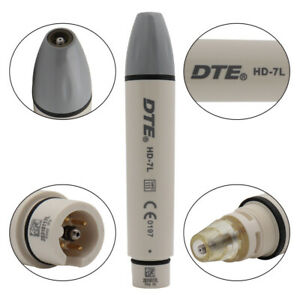 Dental LED Ultrasonic Air Scaler Handpiece Original Woodpecker DTE Scaler HD-7L