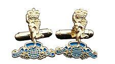 Royal Signals Regimental Military Cufflinks