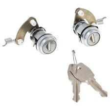 Jaguar XJ6 & XJ12 Series 1 & 2 Door Barrel Lock set & keys Weston Body Hardware