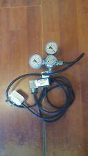 Aquamedic Co2 regulator and solenoid setup