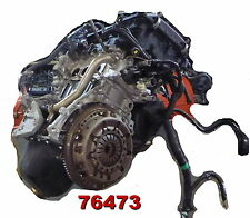 Motor mit Kabelbaum (1KR)  Peugeot 107  1,0 50/68  EZ: 09.2010 (76473)