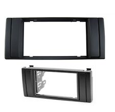DFP-06-00 BMW 5 SERIES E39 1996-2003 CD RADIO DOUBLE DIN FACIA FASCIA SURROUND