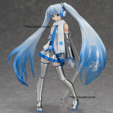 VOCALOID - Miku Hatsune Snow Ver. Figma Action Figure Exclusive Max Factory