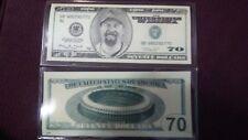 1998 Mark Mcguire $70 bill
