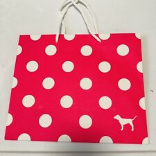 Victorias Secret Pink Medium Paper Bag New