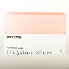 """Incase Hardshell Hard Case fo MacBook Pro 13"""" Thunderbolt USB-C Rose Quartz Pink"""