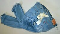 vintage LEVI'S 501 JEANS W35 L30 uk 16 womens ladies boyfriend urban outfitter