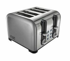 Russell Hobbs 4 Toasters with Variable Browning Control