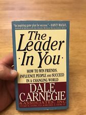 The Leader In You, Dale Carnegie