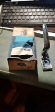 NOS D5VY-6022600A, 1975 to 1979 Lincoln Continental Interior Chrome Door Handle