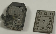 Unusual Perpetual automatic watch by Fley movement only missing parts