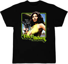 Foxy Brown T Shirt - Pam Grier - 70's Classic - New