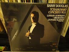 sealed BARRY DOUGLAS Tchaikovsky Concerto No. 1  Slatkin London Symph.1986 RCA