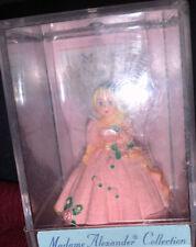 Hallmark 1997 Merry Miniatures Madame Alexander Collection Pink prestige Angel