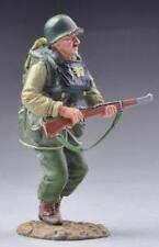 THOMAS GUNN WW2 U.S. ARMY 2ND RANGERS USA006A RUNNING G.I. RANGER DRY LOOK MIB