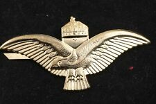 `Hungary Hungarian hat badge unknown frontier guard Upper Rank Turul Beret Gold