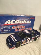 2000 Kevin Harvick #2 AC Delco Rookie Action 1/24 Busch Series Diecast