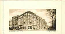 Architektur/Bauwerk Ansichtskarten vor 1914 aus Sachsen