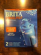 Brita Longlast 36244 Replacement Filters - 2 Filters Upc:060258362442