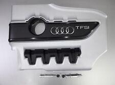 AUDI Tts TFSi Cubierta Del Motor Con Kits de pernos